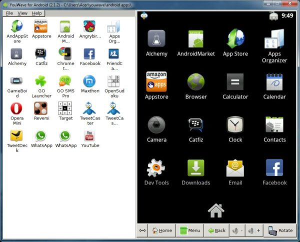 YouWave for Android Premium 5.7 Crack Full Version [Serial Key]