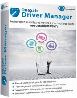 OneSafe Driver Manager Cover