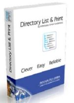 Directory List and Print Pro 4.13 with Crack
