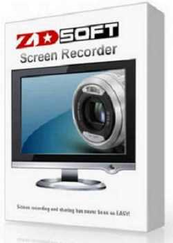ZD Soft Screen Recorder Cover