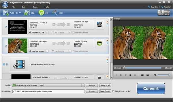 AnyMP4 4K Converter 6.0.68 Patch Full Version