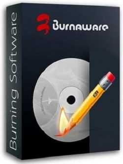 BurnAware Professional Cover