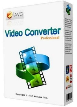 Any Video Converter Professional Cover