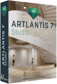 Artlantis Studio 7.0.2.2 Crack Full Version [Multilingual]
