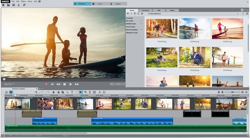 MAGIX Photostory 2020 License key