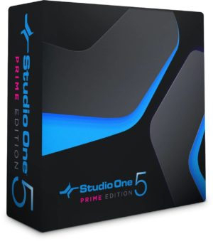 PreSonus Studio One Cover
