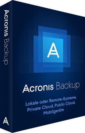 Acronis Cyber Backup Cover