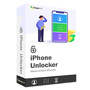 Aiseesoft iPhone Unlocker Cover