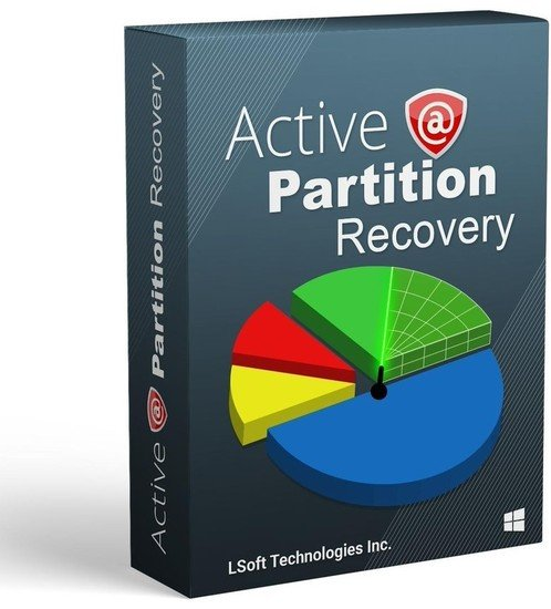 Active Partition Recovery Ultimate Cover