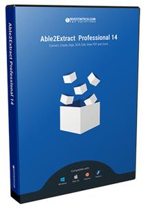 Able2Extract Professional Cover