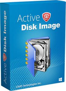 Active@ Disk Image Professional Cover