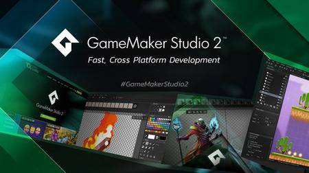 GameMaker Studio Ultimate Cover